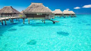 Pierwszy kwartał roku to idealna pora na urlop na Malediwach. Przyjemny klimat, mało deszczu, ciepła woda – czego więcej potrzeba? Pozostaje dać się skusić którejś z wysepek i skorzystać z pięknej malediwskiej pogody. Rozkoszuj się temperaturą powyżej 26 stopni i wszelkimi odcieniami błękitu.