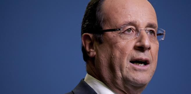 Francois Hollande poruszył już sprawę w rozmowie z amerykańskim prezydentem Barackiem Obamą.