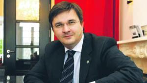 Rafał Dębowski, adwokat, sekretarz Naczelnej Rady Adwokackiej