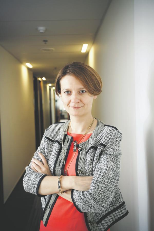 Szpara Justyna, fot. Wojciech Górski