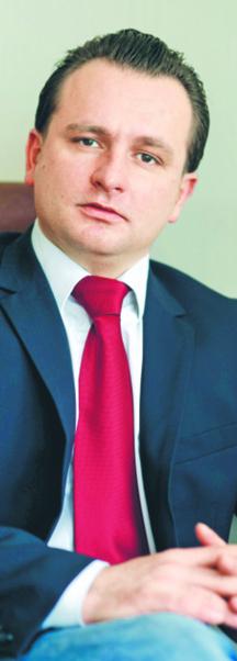 Jacek Skała, wiceprzewodniczący Związku Zawodowego Prokuratorów i Pracowników Prokuratury RP