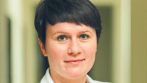 Aneta Czerwińska, naczelnik Urzędu Skarbowego Kraków-Stare Miasto