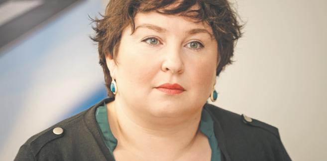 Małgorzata Rusewicz p.o. prezes Izby Gospodarczej Towarzystw Emerytalnych