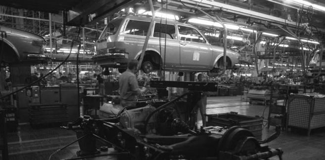 Fabryka Volkswagena w Wolfsburgu