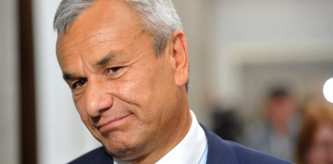 Andrzej Biernat - Minister Sportu