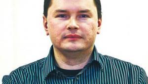 Marcin Kamionek z departamentu realizacji dochodów Centrali ZUS