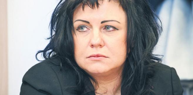 """Małgorzata Bednarek prokurator, prezes Niezależnego Stowarzyszenia Prokuratorów """"Ad Vocem"""". / Fot. Wojtek Górski"""