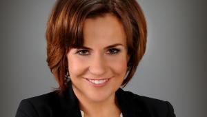 Agniesza Sawaszkiewicz-Żałobka, przewodnicząca komisji ds. aplikacji Rady OIRP w Warszawie.