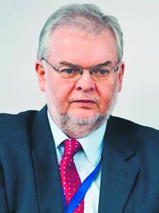 Prof. Andrzej Rychard, dyrektor Instytutu Filozofii i Socjologii Polskiej Akademii Nauk