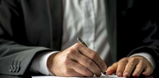 prawnik, umowa