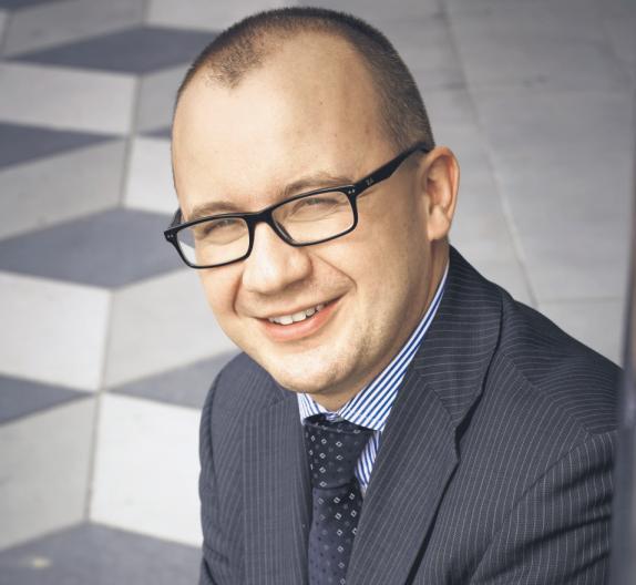 dr Adam Bodnar wiceprezes Helsińskiej Fundacji Praw Człowieka/ fot. Wojtek Górski
