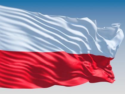 Polska flaga fot. shutterstock.com