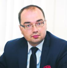 prof. Czesław Kłak prodziekan w Wyższej Szkole Prawa i Administracji w Rzeszowie