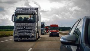 Czas na bezzałogowe ciężarówki. Rewolucja w logistyce