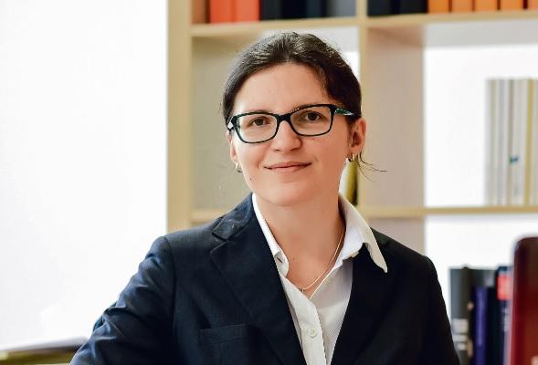 Agnieszka Hajos-Iwańska/ fot. Jacek Taran