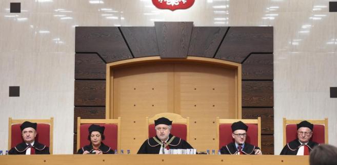 Prezes Trybunału Konstytucyjnego Andrzej Rzepliński, PAP/Radek Pietruszka
