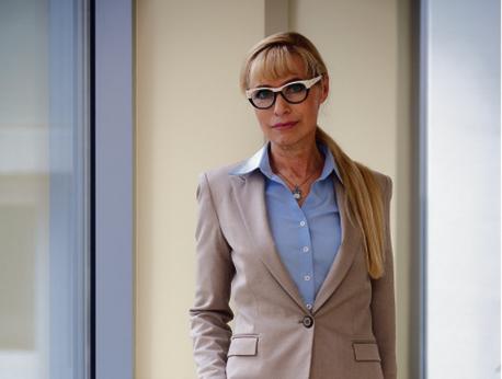 Irena Laura Łozowicka, kandydatka na prokuratora generalnego wybrana przez Krajową Radę Prokuratury
