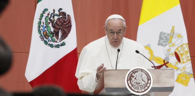 Wizyta papieża Franciszka w Meksyku