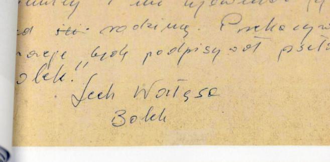Historyk IPN zaznacza jednak, że agenturalna współpraca Wałęsy w latach 70. nie wpłynęła na jego - jak mówi - nieugiętą postawę wobec komunistów w stanie wojennym.