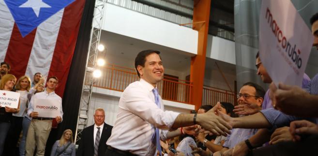 Senator Rubio wygrał prawybory w Portoryko