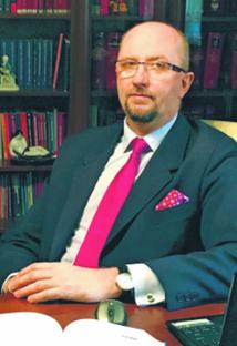 Marcin Świerk, sędzia SO w Rzeszowie, przewodniczący II Wydziału Karnego