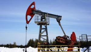 Baryłka ropy West Texas Intermediate w dostawach na I na giełdzie paliw NYMEX w Nowym Jorku jest wyceniana po 56,45 USD, po zwyżce o 3 centy.