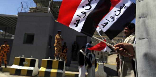 Szyiccy rebelianci z ruchu Huti usiłowali odzyskać zachodnią część miasta Taiz