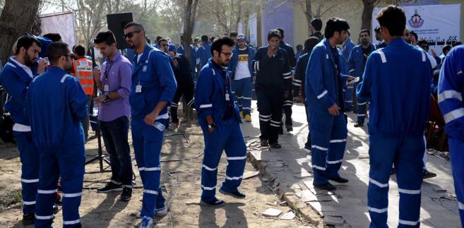 W USA duże spadki cen ropy, a w Kuwejcie kończy się 3-dniowy strajk naftowców