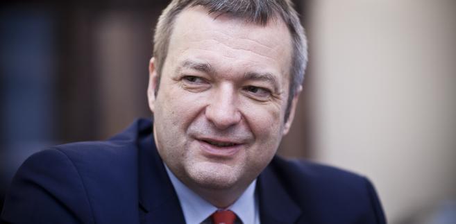Marek Tombarkiewicz. Fot. Wojtek Górski