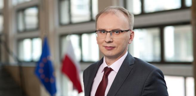 Radosław Domagalski wiceminister rozwoju