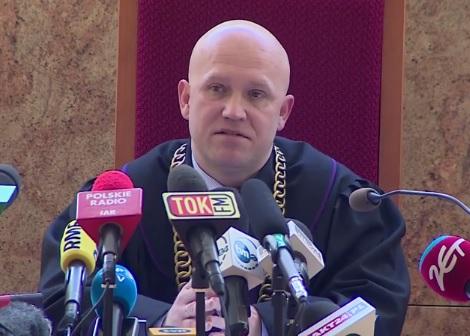 sędzia SO w Krakowie Dariusz Mazur