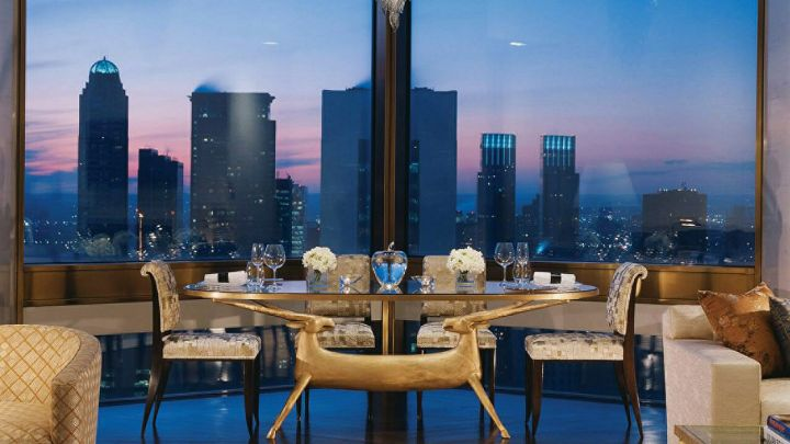 Ty Warner Penthouse, Four Seasons Hotel (Nowy Jork, USA) – 45,000 USD za noc