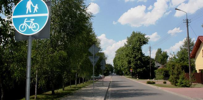 Michałowice ul. Parkowa