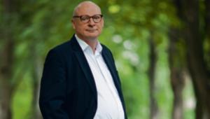Krzysztof Parchimowicz, prokurator, współtwórca stowarzyszenia Lex Super Omnia (Prawo Ponad Wszystkim)