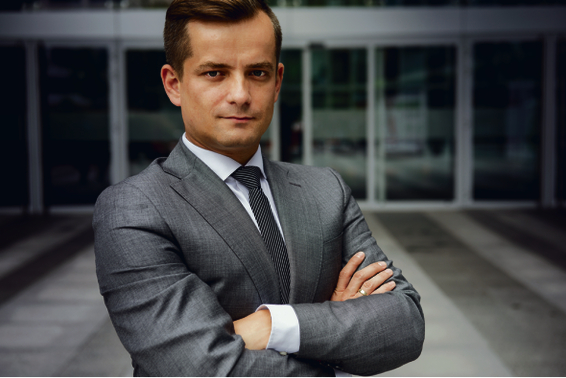 Adam Głos, prezes Tax Care