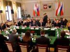 Przemyśl: Spotkanie przewodniczących parlamentów państw Grupy Wyszehradzkiej