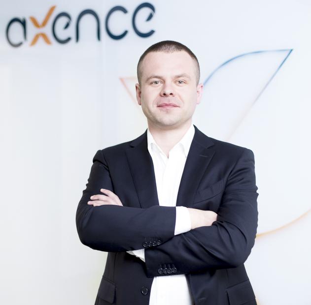Jakub Kralka, Inżynier Sprzedaży Axence