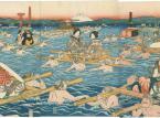 """""""Podróż do Edo"""" - wystawa japońskich drzeworytów w warszawskim Muzeum Narodowym"""
