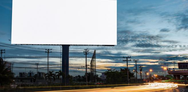Ustawa krajobrazowa daje możliwość wprowadzenia przez radę gminy kodeksu reklamowego