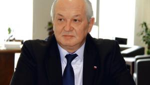 Dr Waldemar Humięcki, prezes Agencji Nieruchomości Rolnych