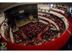 Długie kolejki po wejściówki na Warszawskie Spotkania Teatralne