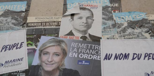Badanie, przeprowadzone w dniach 18-20 kwietnia, wskazuje, że jeśli do drugiej, rozstrzygającej rundy wyborów dostaną się Macron i Le Pen, Marcon wygra przewagą 64 proc. do 36 proc. głosów. Le Pen przegrałaby także z Fillonem (59 proc. do 41 proc.).