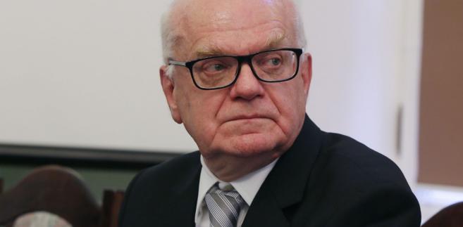 Zielonacki został wybrany do TK 8 czerwca w miejsce kończącego kadencję Stanisława Biernata
