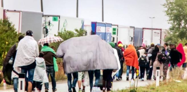 Zgodnie danymi władz i organizacji pozarządowych obecnie w Paryżu przebywa ok. 2,7 tys. nielegalnych imigrantów - podał Reuters.