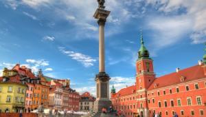 Warszawa - zwiedzanie