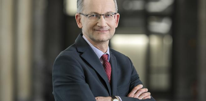 Paweł Cybulski, wiceminister finansów