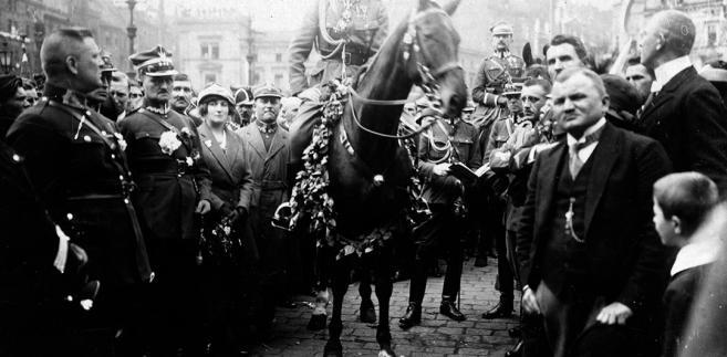 Wojska polskie wkraczają na Śląsk, 22.06.1922 r.