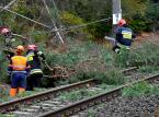 Orkan Grzegorz: Strażacy interweniowali ponad sześć tysięcy razy