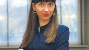 Karolina Kuszlewicz, 32 lata, adwokat prowadząca indywidualną praktykę adwokacką