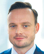 Marcin Sękowski radca prawny, senior managing associate, Deloitte Legal